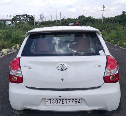 Used 2015 Etios Liva GD  for sale in Hyderabad