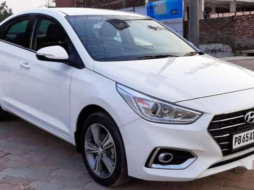 Used 2018 Verna 1.6 CRDi SX  for sale in Chandigarh