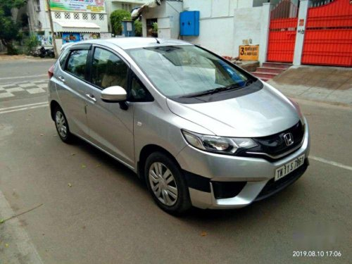 Used 2016 Jazz S  for sale in Chennai