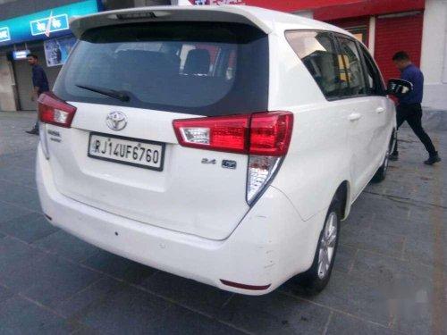 Used 2018 Innova Crysta 2.4 GX MT  for sale in Jaipur