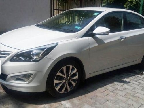 Used 2015 Verna 1.6 CRDi AT SX  for sale in Gurgaon