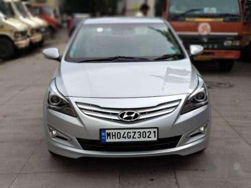 Used 2015 Verna 1.6 CRDi SX  for sale in Bhiwandi