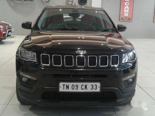Used 2017 Compass  for sale in Chennai