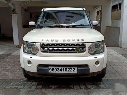 Used 2010 Discovery 4  for sale in Hyderabad