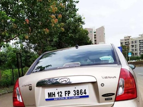 Used 2009 Verna CRDi  for sale in Pune