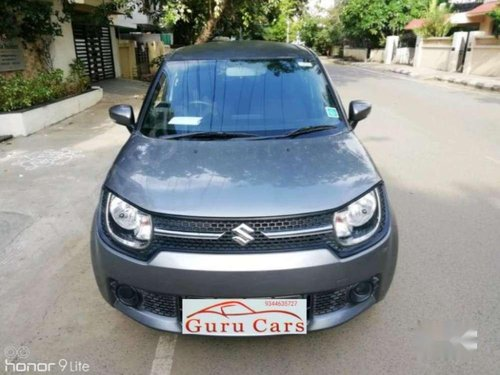 Used 2017 Ignis 1.2 Delta  for sale in Coimbatore