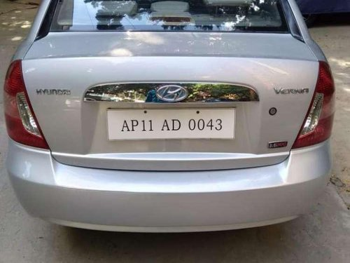 Used 2008 Verna 1.6 CRDi SX  for sale in Secunderabad