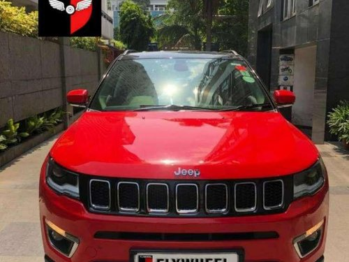 Used 2017 Compass 1.4 Limited Plus  for sale in Kolkata
