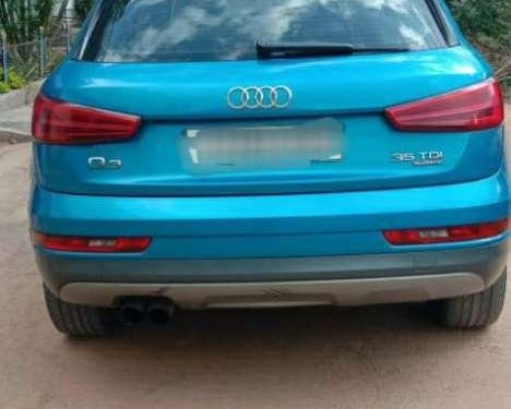 Used 2016 Q3  for sale in Hyderabad
