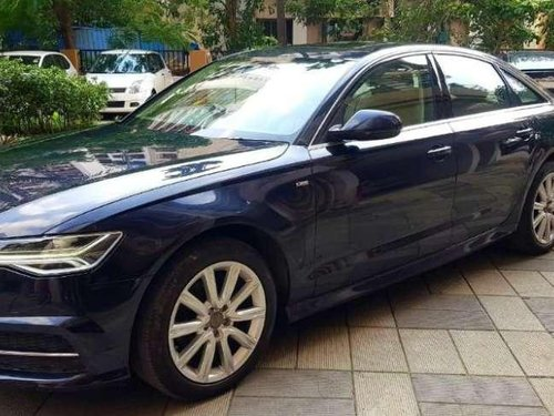 Used 2015 A6 35 TDI Matrix  for sale in Pune