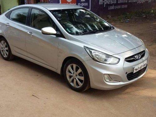 Used 2012 Verna 1.6 CRDi SX  for sale in Tiruchirappalli