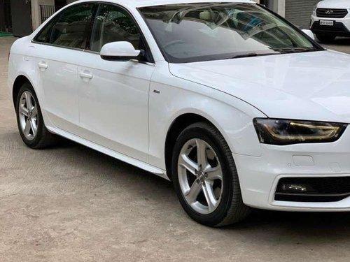 Used Audi A4 AT car at low price