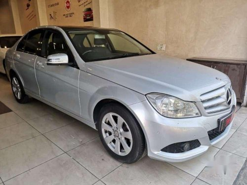 Used Mercedes Benz C-Class 220 CDI AT for sale at low price