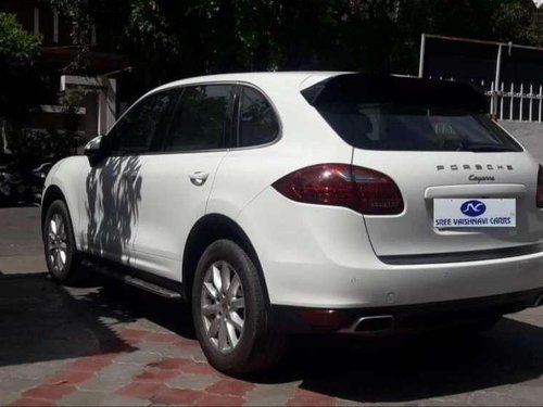 Used 2014 Cayenne Diesel  for sale in Madurai
