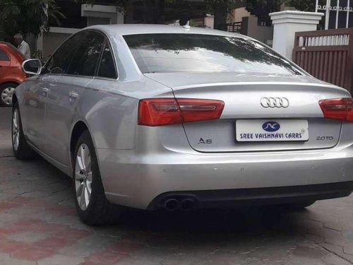 Used 2012 A6 2.0 TDI  for sale in Dindigul
