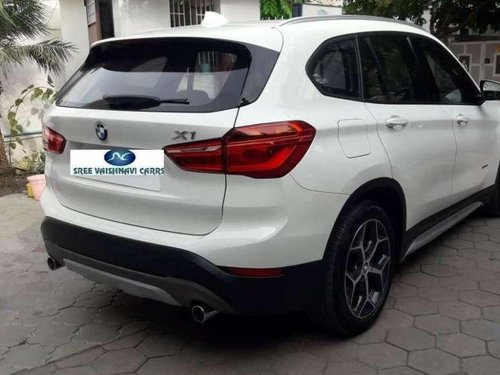 Used 2016 X1 sDrive20d  for sale in Dindigul
