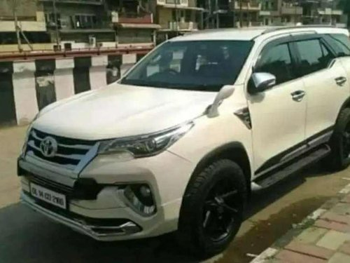 Toyota Fortuner 2.8 4X4 AT, 2017, Diesel for sale