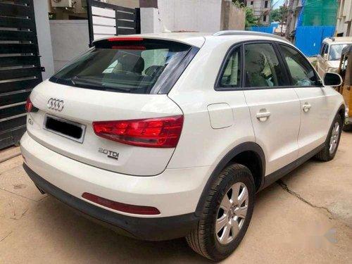 Audi Q3 2.0 TDI quattro Premium Plus, 2013, Diesel AT for sale