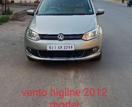 Volkswagen Vento Highline Diesel, 2012, MT for sale -19