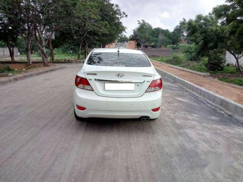 Used 2011 Verna 1.6 VTVT SX  for sale in Hyderabad