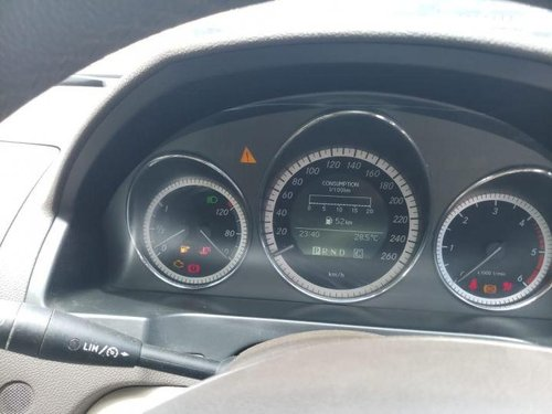 Mercedes Benz C-Class MT 2009 for sale