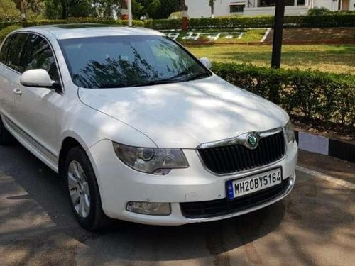 Skoda Superb Elegance 2.0 TDI CR AT, 2011, Diesel for sale