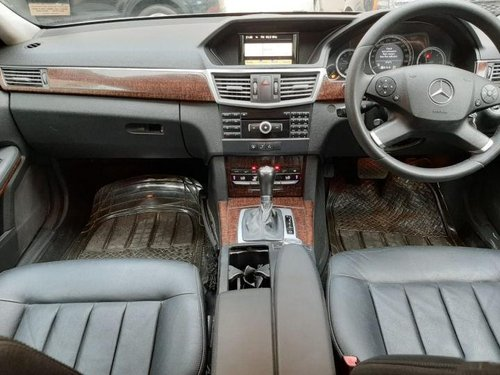 2011 Mercedes Benz E-Class AT 2009-2013 for sale