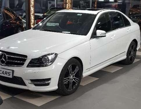 Used 2013 C-Class C 220 CDI Avantgarde  for sale in Lucknow