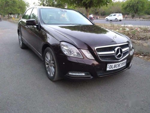 Used 2012 E Class  for sale in Gurgaon