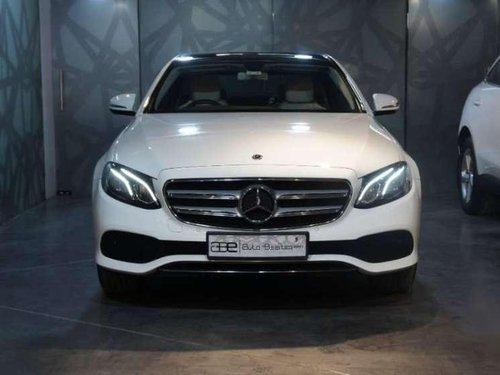 Used 2019 E Class  for sale in Faridabad