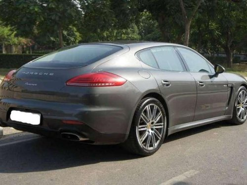Used 2013 Panamera Diesel  for sale in Faridabad