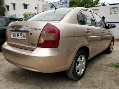 Used 2009 Verna CRDi  for sale in Chennai