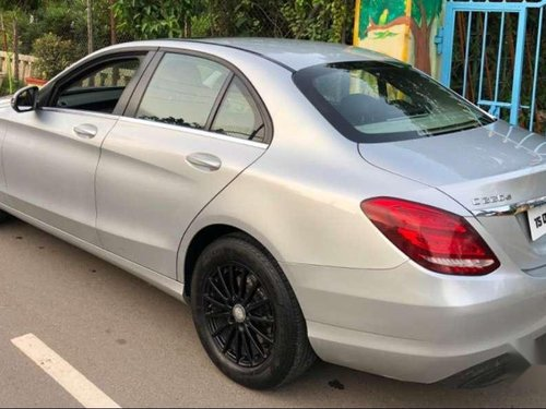 Used 2015 C-Class 220 CDI AT  for sale in Hyderabad