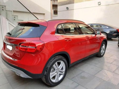 Used Mercedes Benz GLA Class AT car at low price