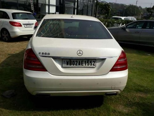 2013 Mercedes Benz S Class AT for sale -3