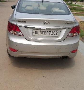 2012 Hyundai Verna 1.6 SX MT for sale at low price