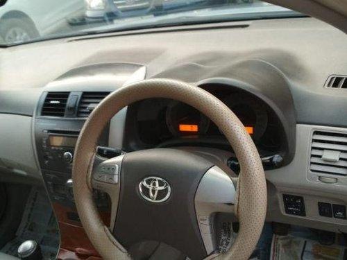 2011 Toyota Corolla Altis G MT for sale