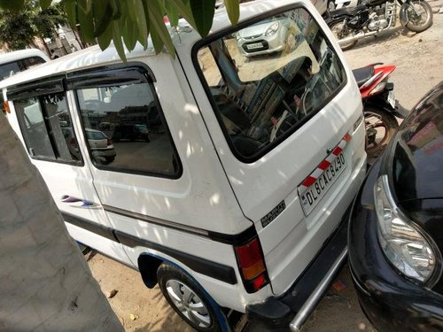 2016 Maruti Suzuki Omni MT for sale
