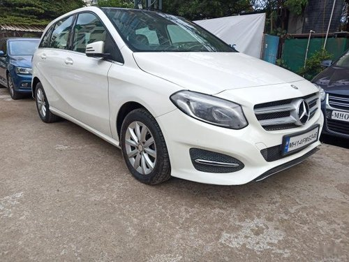 2016 Mercedes Benz B Class B200 CDI Sport AT for sale at low price