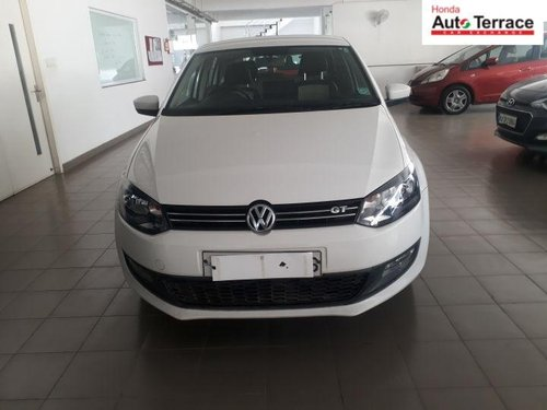 Used Volkswagen Polo GTI AT for sale at low price