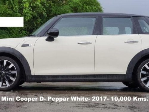 Used 2017 Cooper 5 DOOR Cooper D  for sale in Mumbai-3