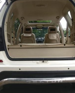 Used Mahindra Ssangyong Rexton RX7 AT car at low price