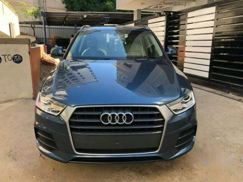 Used Audi Q3 MT for sale -4
