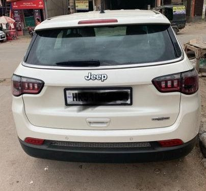 2017 Jeep Compass 2.0 Longitude MT for sale