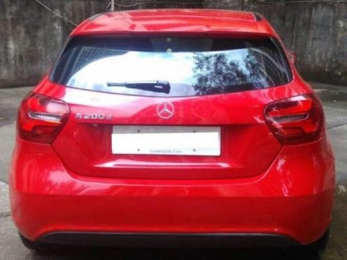 Mercedes Benz A Class A200 CDI AT 2017 for sale