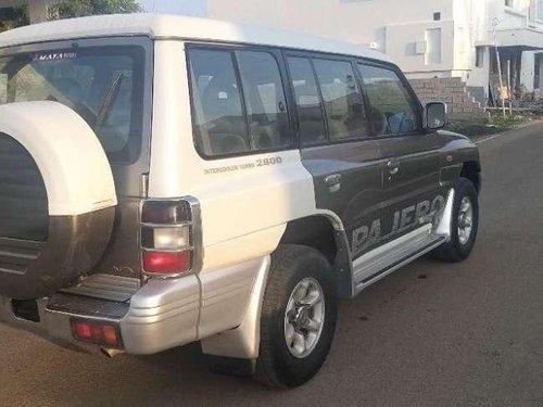 Mitsubishi Pajero 2008 MT for sale