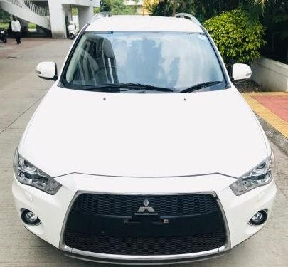 Used Mitsubishi Outlander Chrome 2010 MT for sale