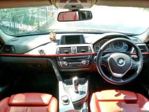 Used BMW 3 Series 320d Sport line AT car at low price