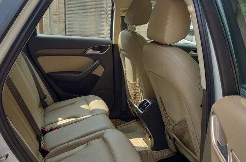 Audi Q3 2012-2015 2.0 TDI Quattro Premium Plus AT for sale