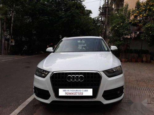 Audi Q3 2.0 TDI Quattro, 2014, Diesel AT for sale